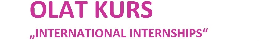 Olat Kurs Internernational Internship