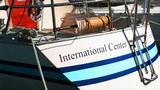 International Center boat