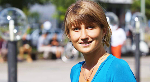 Anjuta from Ukraine