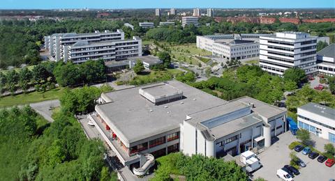 Campus at Leibnizstraße; Photo: Jürgen Haacks / Uni Kiel