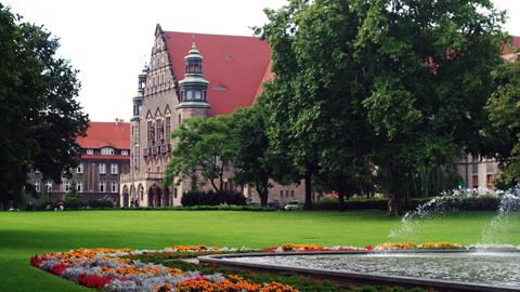 Universität Posen