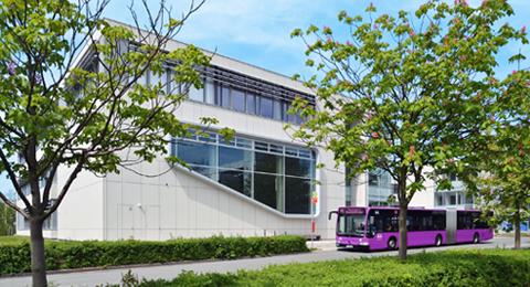 Test — International Center der CAU Kiel