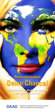 Plakat DADD Auslandsstudium
